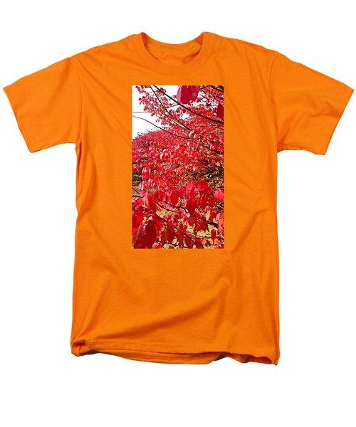 Ablaze Men's T-Shirt  (Regular Fit) by Jana E Provenzano