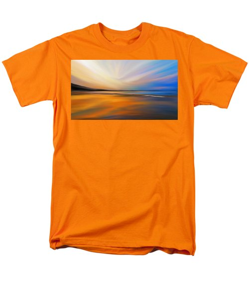 Abstract Energy Men's T-Shirt  (Regular Fit) by Anthony Fishburne