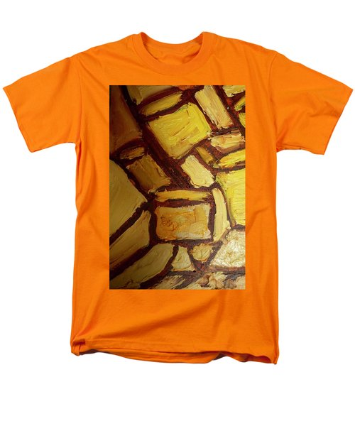 Abstract Lamp #2 Men's T-Shirt  (Regular Fit) by Shea Holliman