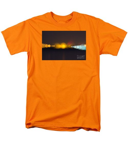 Men's T-Shirt  (Regular Fit) featuring the photograph Abstract Light  by Odon Czintos
