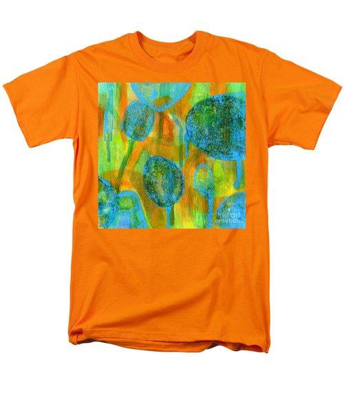 Abstract Painting No. 1 Men's T-Shirt  (Regular Fit) by David Gordon