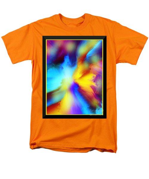 Celestial Rhythm Men's T-Shirt  (Regular Fit) by Yul Olaivar
