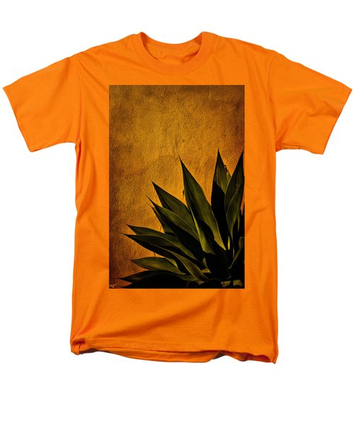 Adobe And Agave At Sundown Men's T-Shirt  (Regular Fit) by Chris Lord