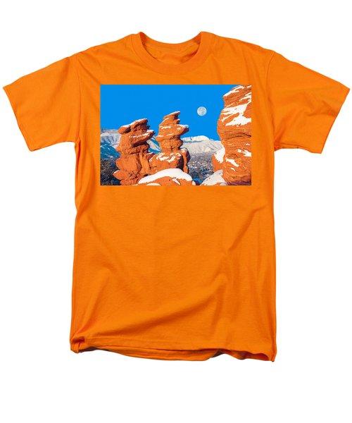 Adroa, The Creator God Of Uganda Men's T-Shirt  (Regular Fit)