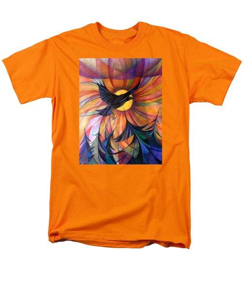 Alaska Morning Men's T-Shirt  (Regular Fit)