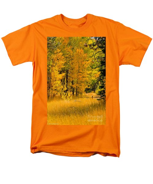 All The Soft Places To Fall Men's T-Shirt  (Regular Fit)