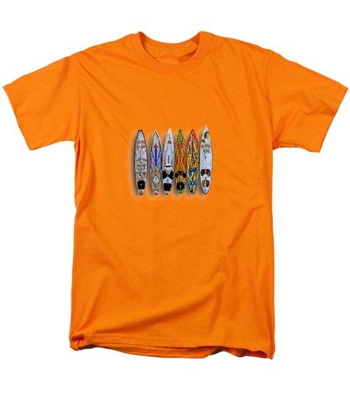 Aloha Y'all Men's T-Shirt  (Regular Fit) by DJ Florek