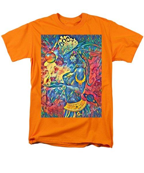 Answering The Call Men's T-Shirt  (Regular Fit) by Vennie Kocsis