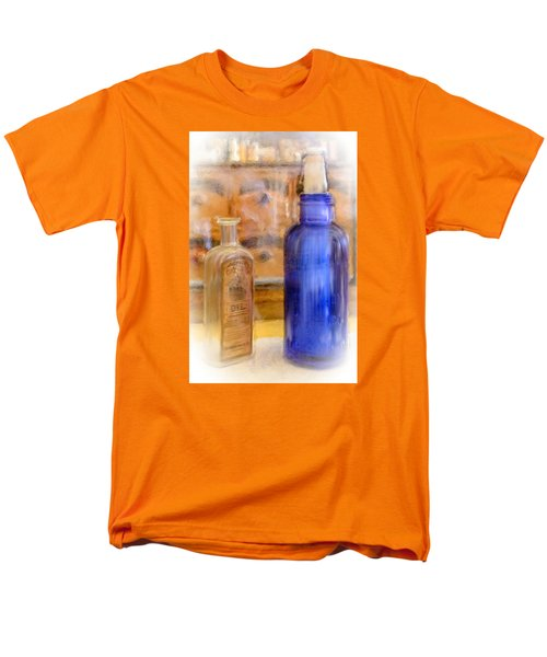 Men's T-Shirt  (Regular Fit) featuring the photograph Apothecary by Mary Timman