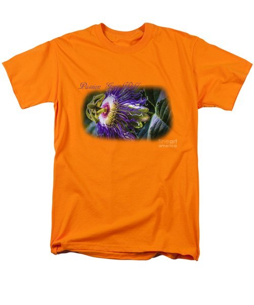 Passion Gone Wild - Product Design Men's T-Shirt  (Regular Fit) by Barry Jones