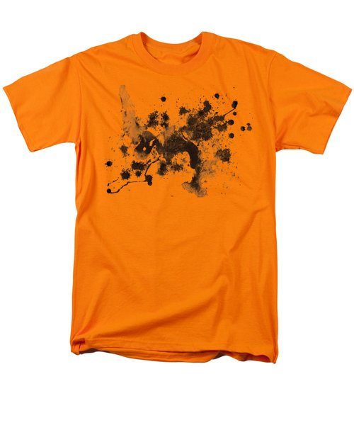 Splartch Men's T-Shirt  (Regular Fit)