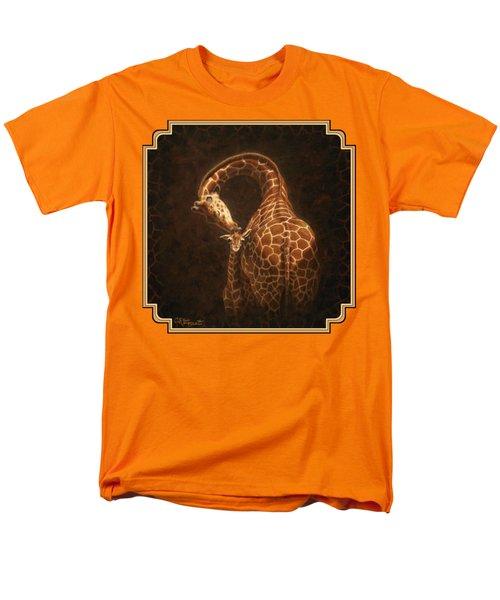 Love's Golden Touch Men's T-Shirt  (Regular Fit)