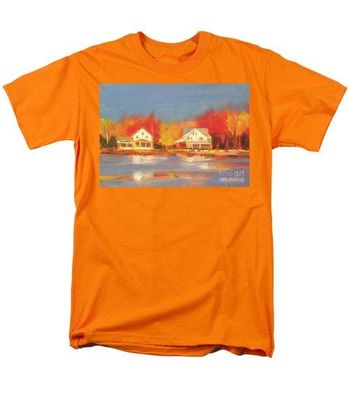 Atsion Lake Men's T-Shirt  (Regular Fit) by Mary Hubley