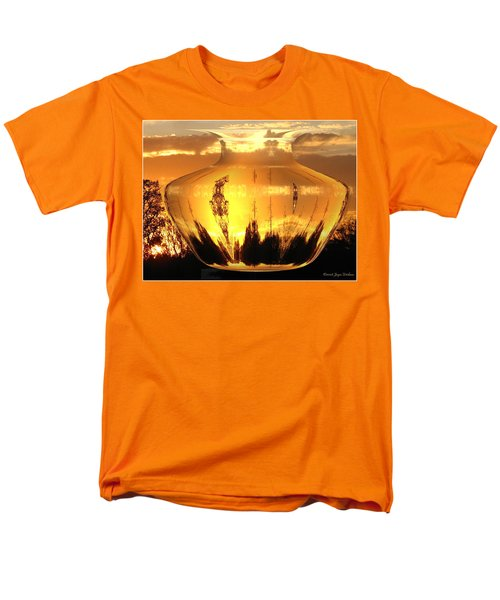 Men's T-Shirt  (Regular Fit) featuring the photograph Autumn Spirits by Joyce Dickens