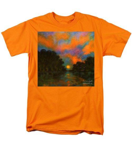 Awaken The Dream Men's T-Shirt  (Regular Fit) by Alison Caltrider