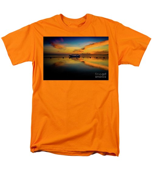 Bali Sunrise 3 Men's T-Shirt  (Regular Fit) by M G Whittingham