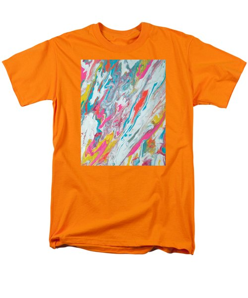 Beach House On The Moon Men's T-Shirt  (Regular Fit)
