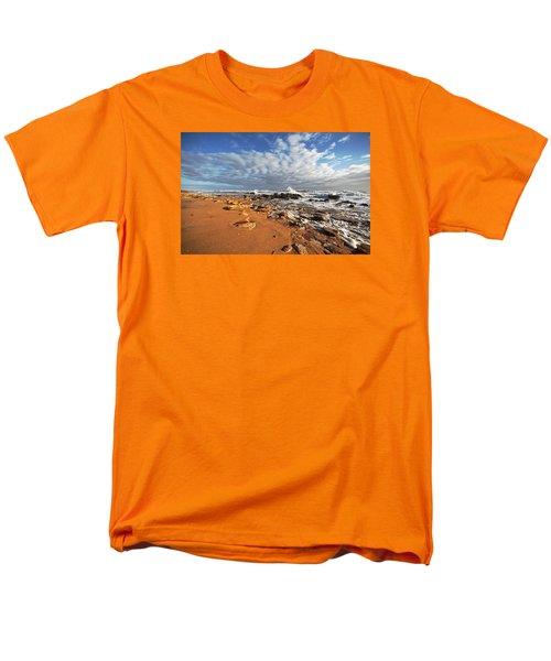 Beach View Men's T-Shirt  (Regular Fit) by Robert Och