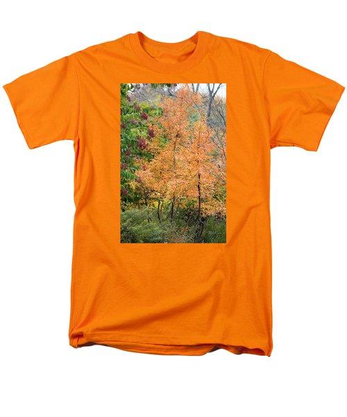 Before The Fall Men's T-Shirt  (Regular Fit) by Deborah  Crew-Johnson