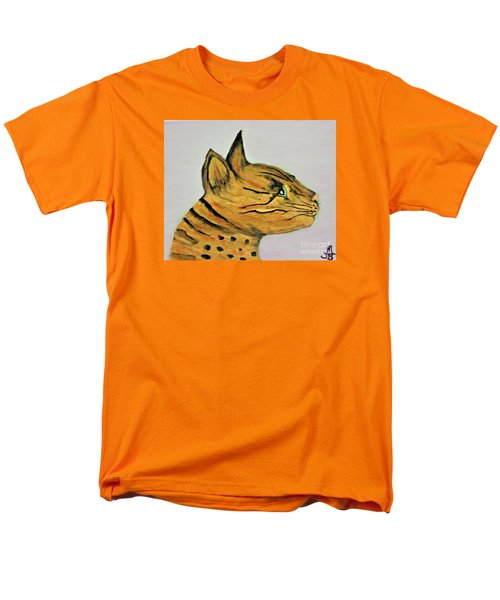 Bengal Cat  Men's T-Shirt  (Regular Fit)