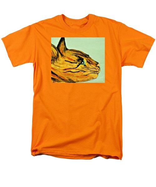 Bengal Kitty  Men's T-Shirt  (Regular Fit) by Mindy Bench