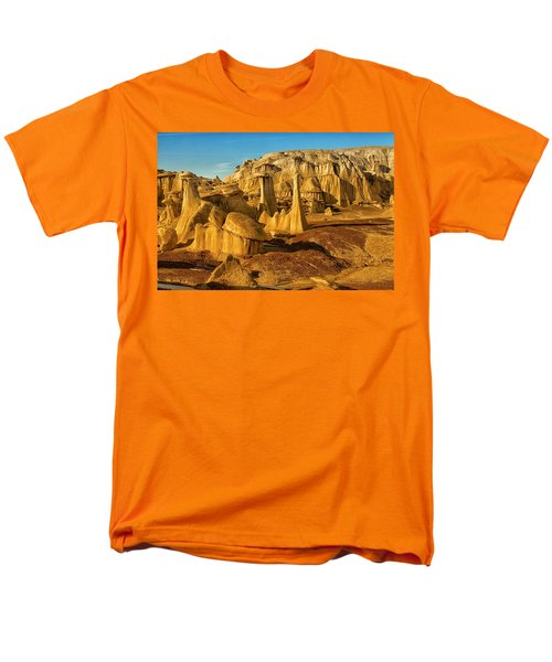 Bisti Badlands Fantasy Men's T-Shirt  (Regular Fit) by Alan Vance Ley