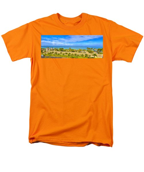 Bonita Beach Men's T-Shirt  (Regular Fit) by Sean Allen