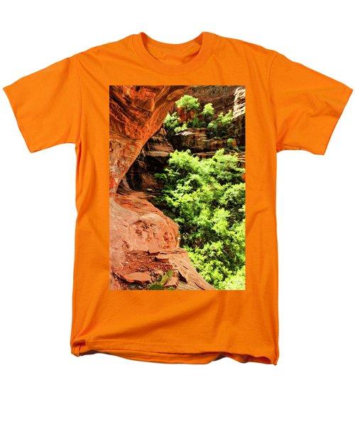 Boynton 04-631 Men's T-Shirt  (Regular Fit) by Scott McAllister