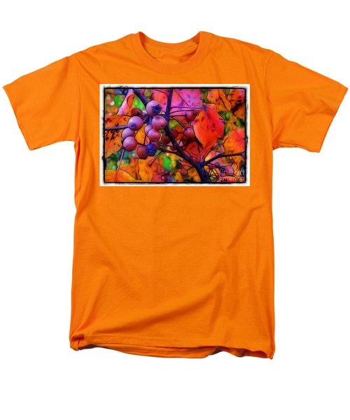 Bradford Pear In Autumn Men's T-Shirt  (Regular Fit) by Judi Bagwell