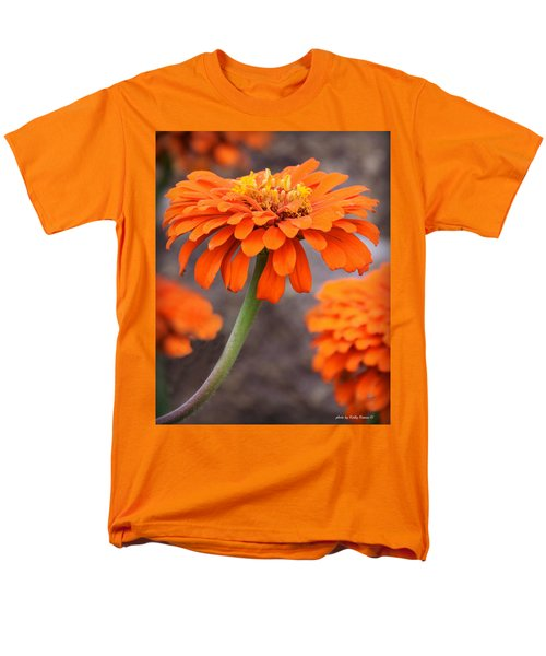 Bright And Beautiful Men's T-Shirt  (Regular Fit) by Kathy M Krause