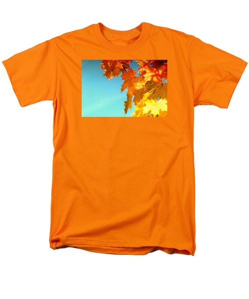 The Lord Of Autumnal Change Men's T-Shirt  (Regular Fit) by John Williams