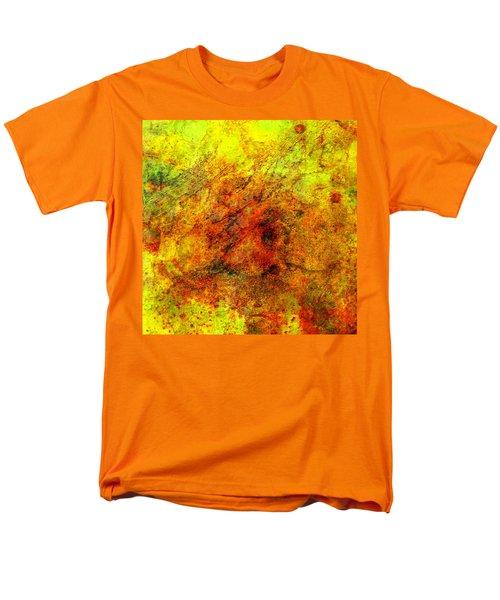 Broken Men's T-Shirt  (Regular Fit) by Ally  White