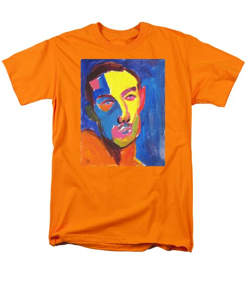 Bryan Portrait Men's T-Shirt  (Regular Fit) by Shungaboy X