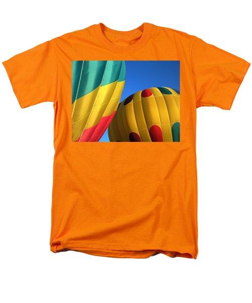 Men's T-Shirt  (Regular Fit) featuring the digital art Bump Mates by Gary Baird