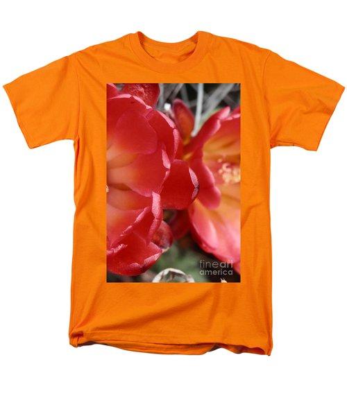 Cactus Reds Men's T-Shirt  (Regular Fit)