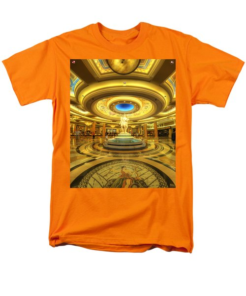 Caesar's Grand Lobby Men's T-Shirt  (Regular Fit) by Yhun Suarez