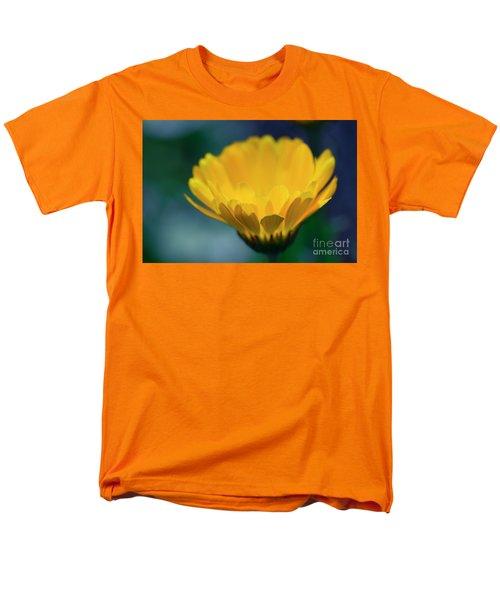 Men's T-Shirt  (Regular Fit) featuring the photograph Calendula by Sharon Mau
