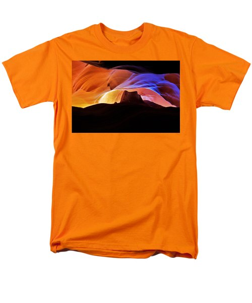 Men's T-Shirt  (Regular Fit) featuring the photograph Canyon Antelope by Evgeny Vasenev