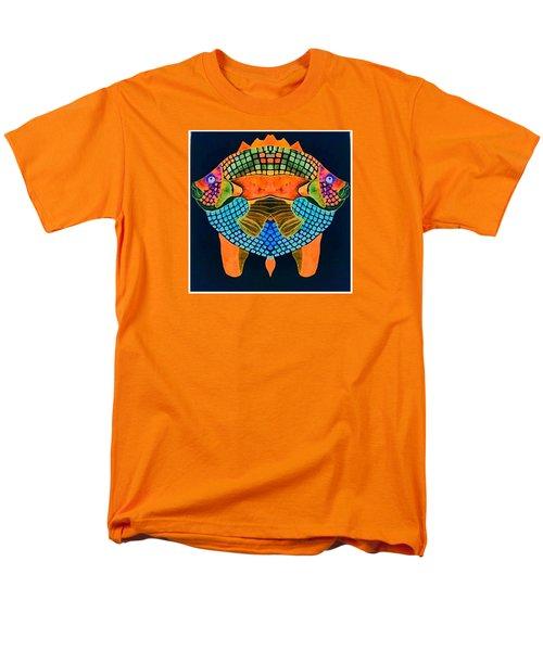 Caribean Fish Men's T-Shirt  (Regular Fit) by Sandra Lira