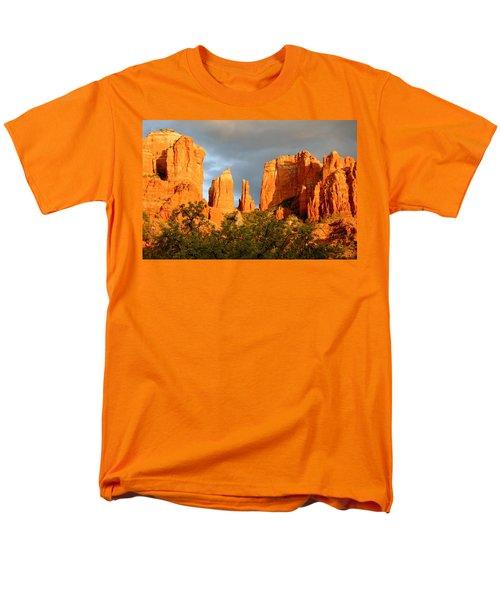Cathedral Formation Men's T-Shirt  (Regular Fit) by Ellen Heaverlo