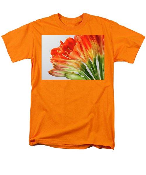 Clivia Miniata 2 Men's T-Shirt  (Regular Fit) by Shirley Mitchell