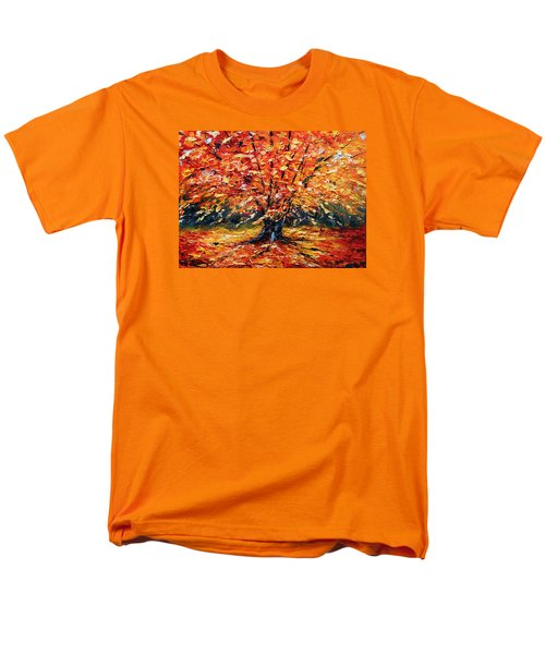 Clothed With Splendor Men's T-Shirt  (Regular Fit) by Meaghan Troup