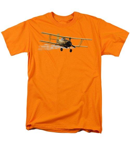 Crop Duster T Men's T-Shirt  (Regular Fit) by David Andersen