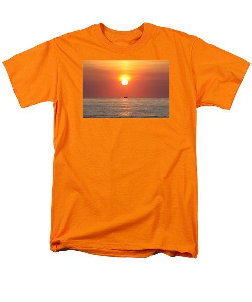 Men's T-Shirt  (Regular Fit) featuring the photograph Cruising On The Sunshine by Robert Banach