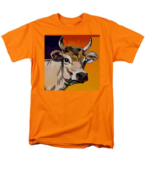 Men's T-Shirt  (Regular Fit) featuring the painting Daisy by Bob Coonts