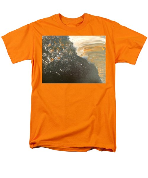 Dark Storm Men's T-Shirt  (Regular Fit) by Barbara Yearty