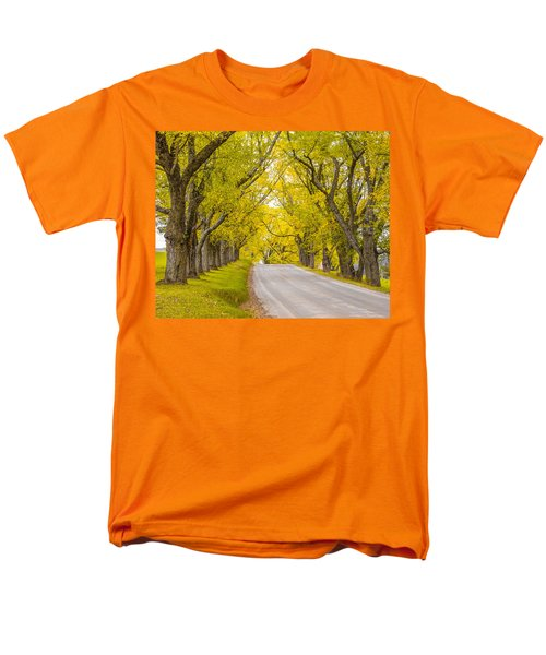 Darling Hill Autumn Men's T-Shirt  (Regular Fit) by Tim Kirchoff