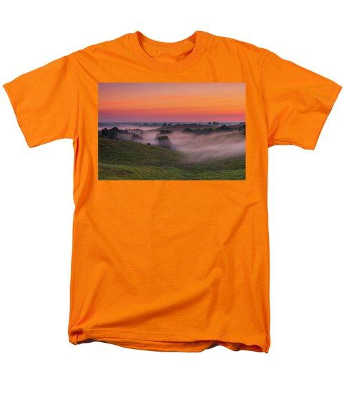Dawn In Kentucky Men's T-Shirt  (Regular Fit)