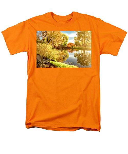 Days Last Rays Men's T-Shirt  (Regular Fit) by Kristal Kraft