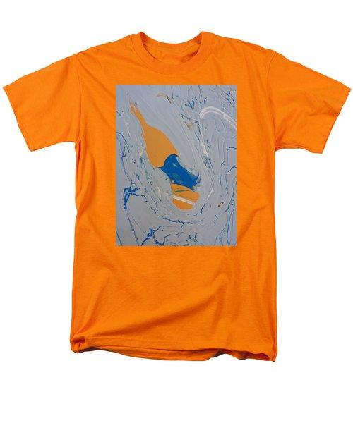 Discarded Pumpkin Core Men's T-Shirt  (Regular Fit) by Gyula Julian Lovas